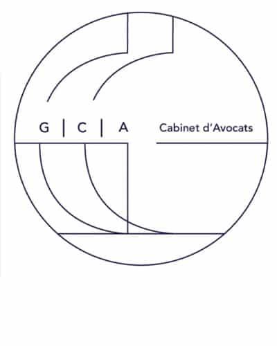 ACCES21 partenaire Logo GCA Cabinet d'avocats